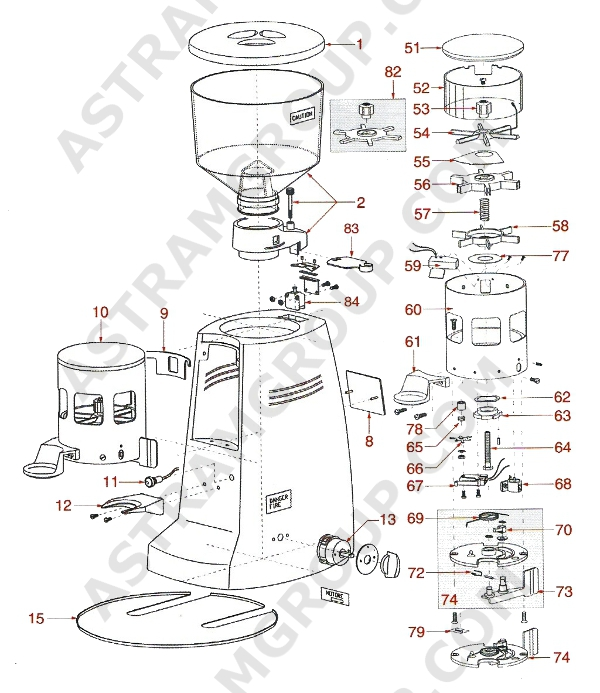 astoria espresso machine parts diagram expobar espresso machine diagram