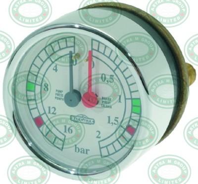 Pressure gauges 1245006 pump boiler pressure gauge 60mm altavistaventures Image collections